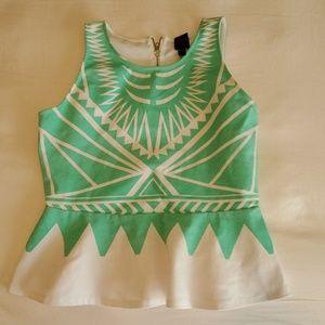 2b babe blouse